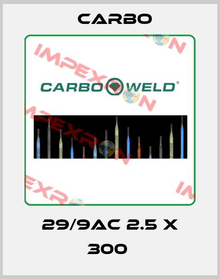 Carbo-29/9AC 2.5 X 300  price