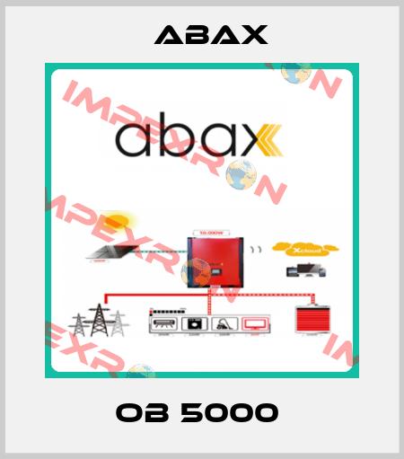 Abax-OB 5000  price