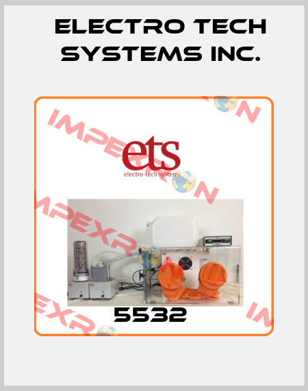 ELECTRO TECH SYSTEMS INC.-5532  price