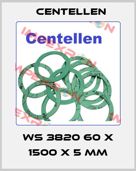 Centellen-WS 3820 60 x 1500 x 5 mm price