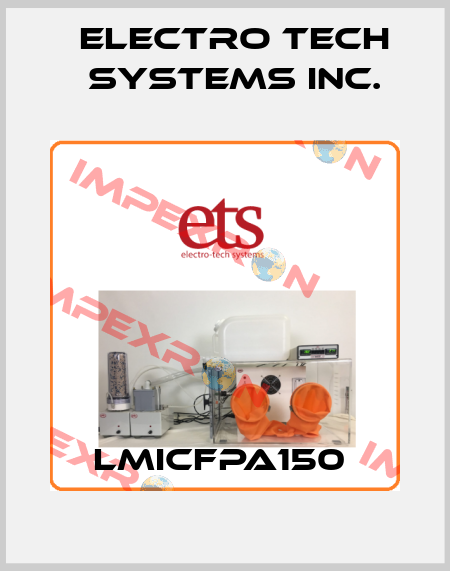 ELECTRO TECH SYSTEMS INC.-LMICFPA150  price