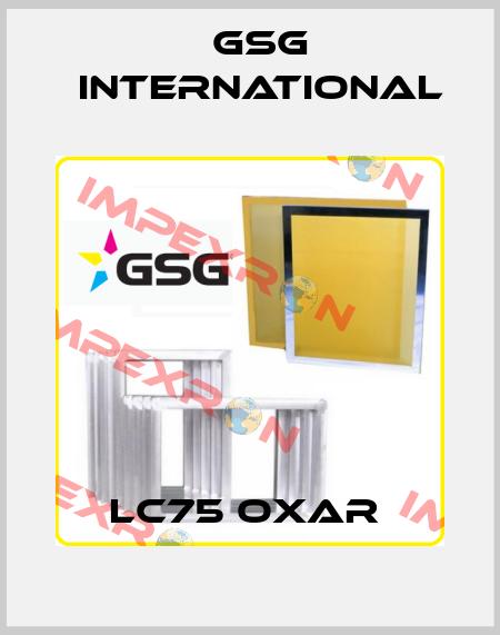 GSG INTERNATIONAL-LC75 OXAR  price
