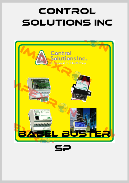 Control Solutions inc-BABEL BUSTER SP  price