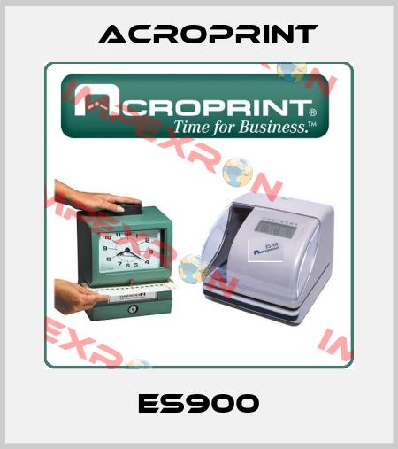 Acroprint-ES900  price