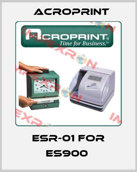 Acroprint-ESR-01 FOR ES900  price