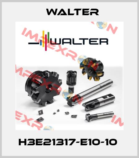 Walter-H3E21317-E10-10  price