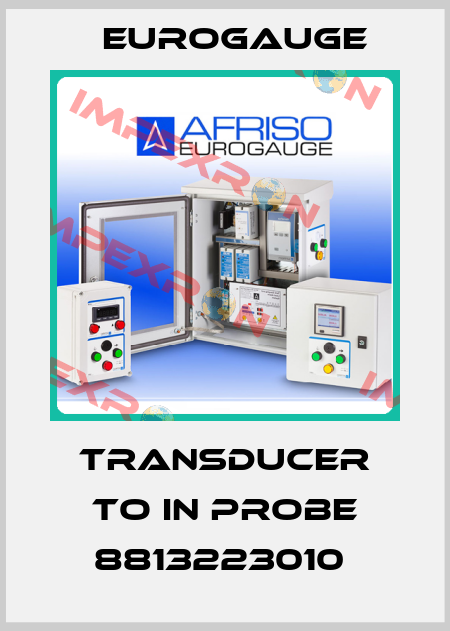 Eurogauge-Transducer to in probe 8813223010  price