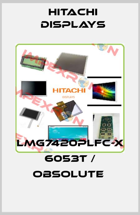 Hitachi Displays-LMG7420PLFC-X  6053T / OBSOLUTE  price