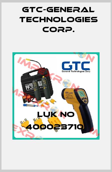 GTC-General Technologies Corp.-LUK NO 400023710  price