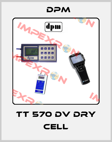 Dpm-TT 570 DV Dry Cell price