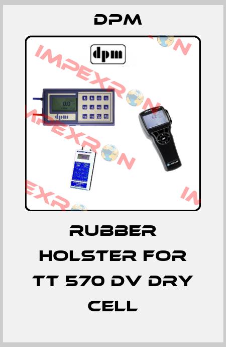 Dpm-Rubber Holster for TT 570 DV Dry Cell price