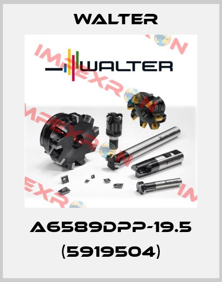 Walter-A6589DPP-19.5 (5919504) price