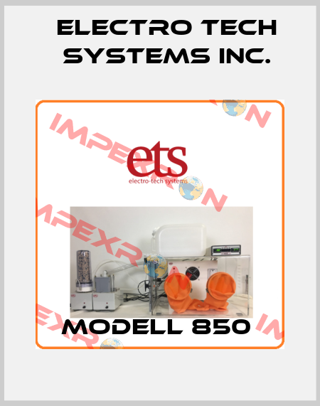 ELECTRO TECH SYSTEMS INC.-Modell 850  price