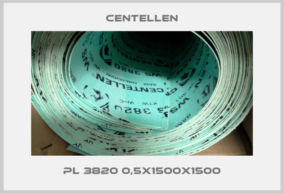 Centellen-WS3820 1500x1500x0,5mm price
