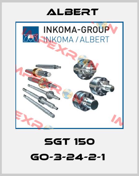 Albert-SGT 150 GO-3-24-2-1  price