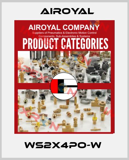 Airoyal-WS2X4PO-W  price