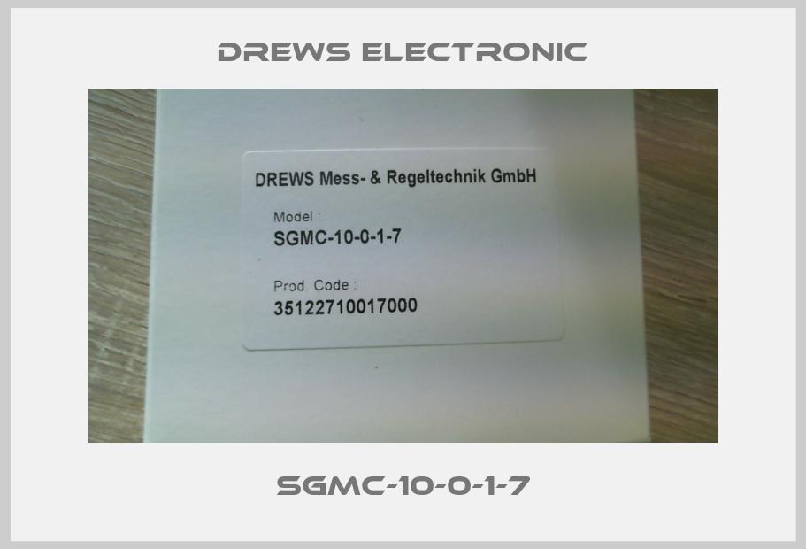 Drews Electronic-SGMC-10-0-1-7 price