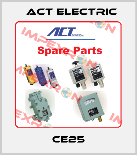 ACT ELECTRIC-CE25 price