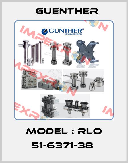 Gunther-Model : RLO 51-6371-38  price